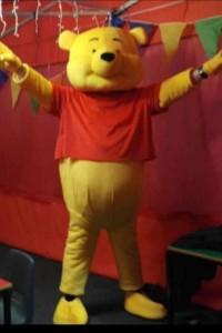 winnie pooh mascot